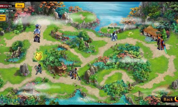 Warlord Saga Ekran Görüntüleri - 5