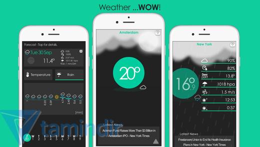 Weather ...WOW! Ekran Görüntüleri - 4