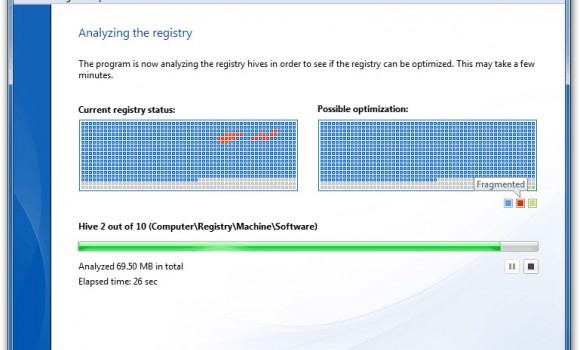 Auslogics Registry Defrag Ekran Görüntüleri - 2