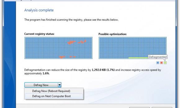 Auslogics Registry Defrag Ekran Görüntüleri - 1
