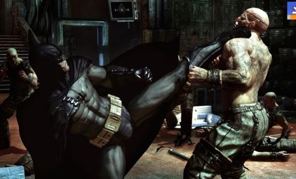 Batman: Arkham Asylum Ekran Görüntüleri - 2