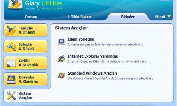 Glary Utilities Ekran Görüntüleri - 3