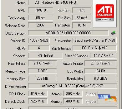 GPU-Z Ekran Görüntüleri - 2