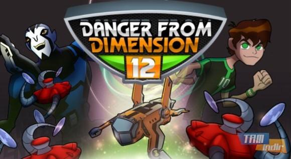 Ben 10 Danger From Dimension Ekran Görüntüleri - 2