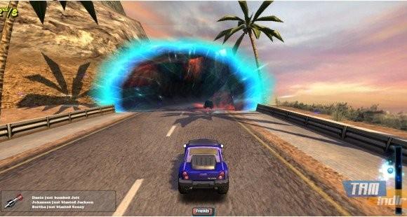 Carnage Racing Ekran Görüntüleri - 2