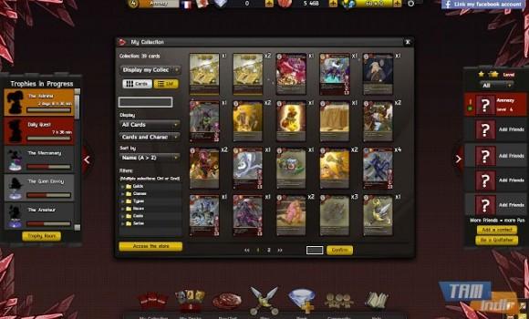 Eredan iTCG Ekran Görüntüleri - 4