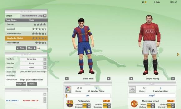 FIFA Online 2 Ekran Görüntüleri - 4