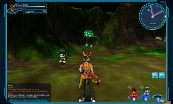 FusionFall Ekran Görüntüleri - 2