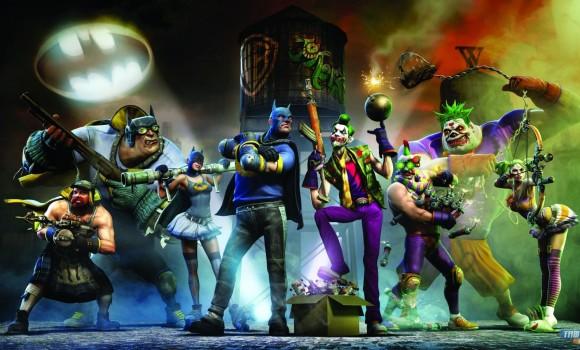 Gotham City Impostors Ekran Görüntüleri - 3
