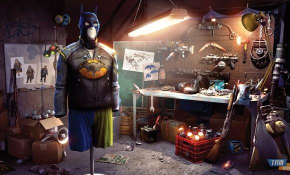 Gotham City Impostors Ekran Görüntüleri - 5