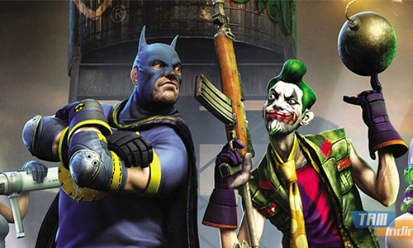 Gotham City Impostors Ekran Görüntüleri - 1