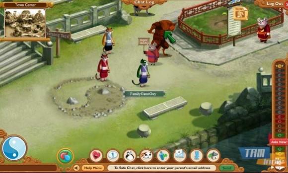 Kung Fu Panda World Ekran Görüntüleri - 3