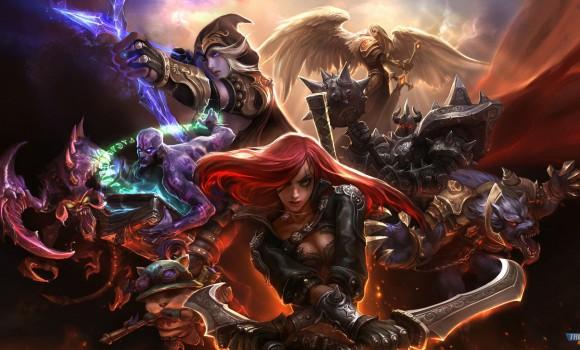 League of Legends Wallpaper Ekran Görüntüleri - 4