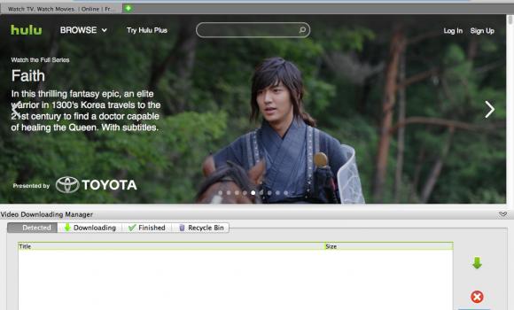 Mac Video Downloader Ekran Görüntüleri - 1