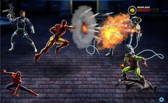 Marvel Avengers Alliance Ekran Görüntüleri - 4