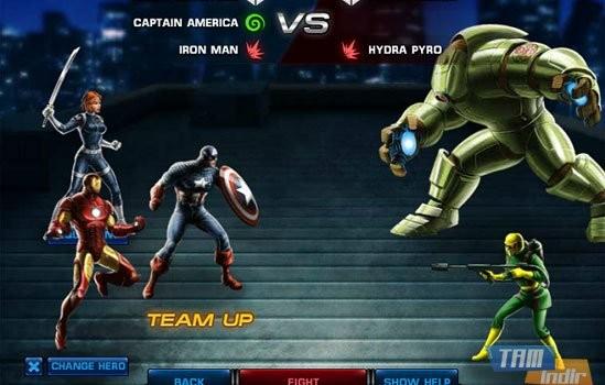 Marvel Avengers Alliance Ekran Görüntüleri - 2