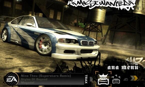 Need for Speed Most Wanted Türkçe Yama Ekran Görüntüleri - 3