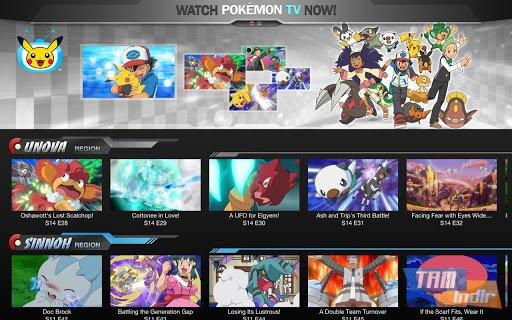Pokemon TV Ekran Görüntüleri - 3