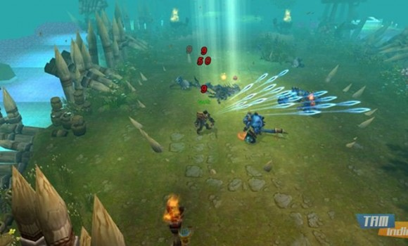 The Lost Titans Ekran Görüntüleri - 2