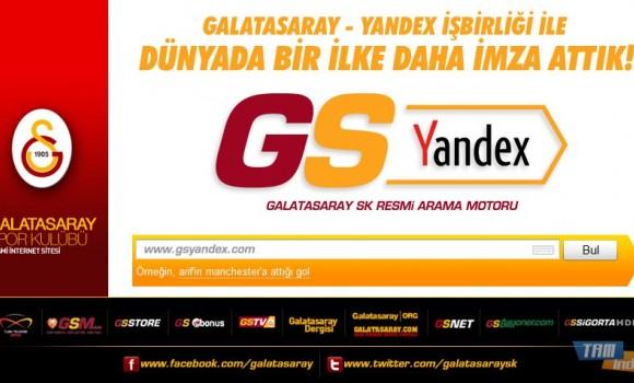 Yandex Browser Galatasaray Ekran Görüntüleri - 3