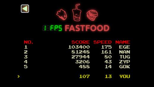 1FPS: Fastfood Ekran Görüntüleri - 2