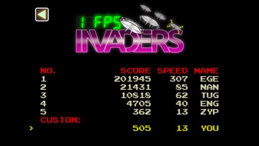 1FPS: Invaders Ekran Görüntüleri - 1