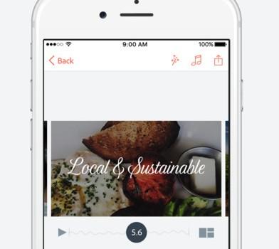 Adobe Spark Video Ekran Görüntüleri - 4