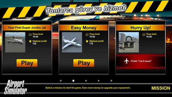 Airport Simulator Ekran Görüntüleri - 3