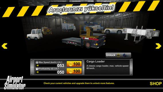 Airport Simulator Ekran Görüntüleri - 1