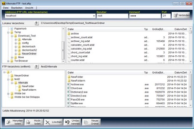 Alternate FTP Ekran Görüntüleri - 1
