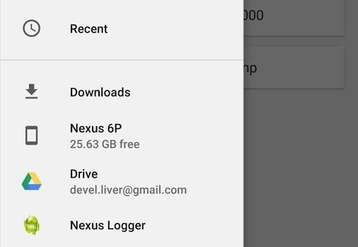 Android Samba Client Ekran Görüntüleri - 3