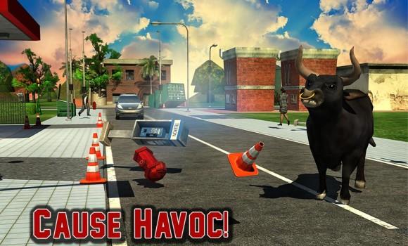 Angry Bull Revenge 3D Ekran Görüntüleri - 4