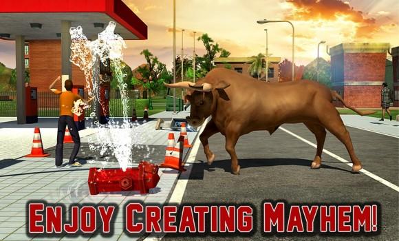 Angry Bull Revenge 3D Ekran Görüntüleri - 3