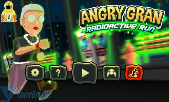 Angry Gran RadioActive Run Ekran Görüntüleri - 2