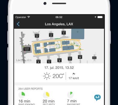 App in the Air Ekran Görüntüleri - 2