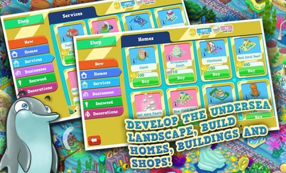 Aqua City: Fish Empires Ekran Görüntüleri - 3