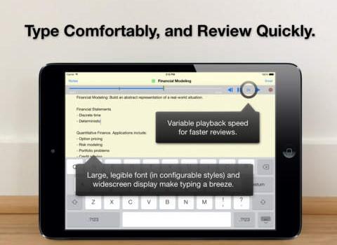 Audio Notebook Ekran Görüntüleri - 4