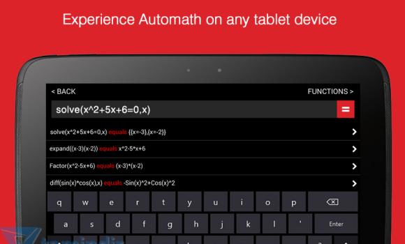 AutoMath Photo Calculator Ekran Görüntüleri - 3