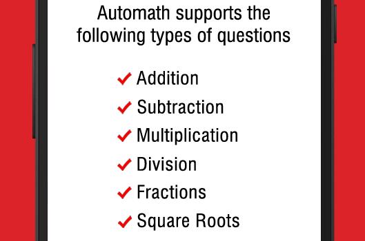 AutoMath Photo Calculator Ekran Görüntüleri - 2