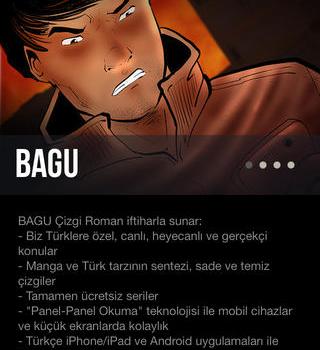 Bagu Çizgi Roman ve Manga Ekran Görüntüleri - 3