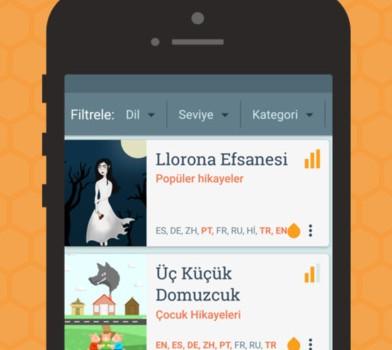 Beelinguapp Ekran Görüntüleri - 1