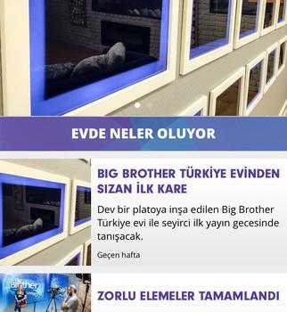 Big Brother Türkiye Ekran Görüntüleri - 3