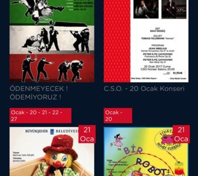 Biletinial Ekran Görüntüleri - 3