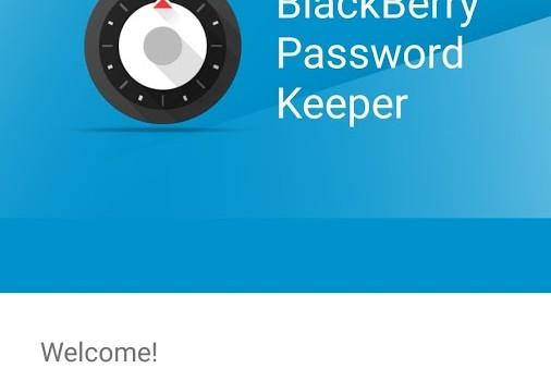 BlackBerry Password Keeper Ekran Görüntüleri - 6