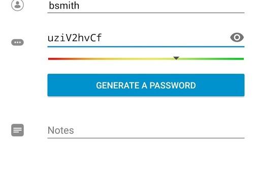 BlackBerry Password Keeper Ekran Görüntüleri - 3