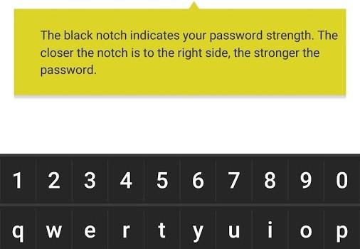 BlackBerry Password Keeper Ekran Görüntüleri - 1