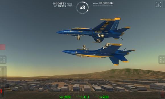 Blue Angels Ekran Görüntüleri - 3