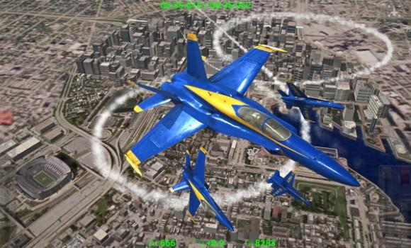 Blue Angels Ekran Görüntüleri - 1