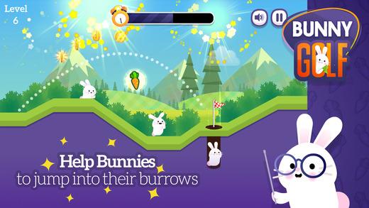 Bunny Golf Arcade Ekran Görüntüleri - 4