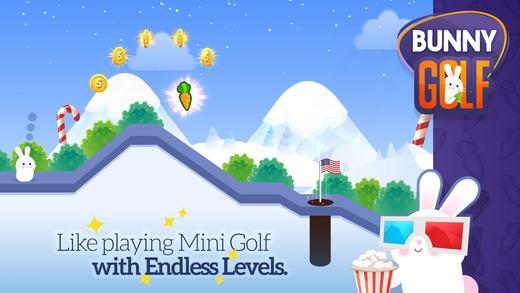 Bunny Golf Arcade Ekran Görüntüleri - 3